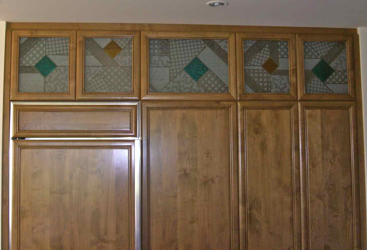 Glass For Kitchen Cabinets Inserts Kitchen Glass Sans Soucie Art Glass