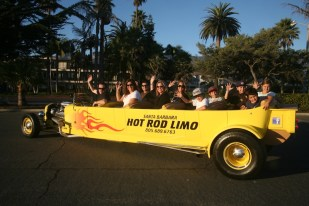 Santa Barbara Hot Rod Limo 3