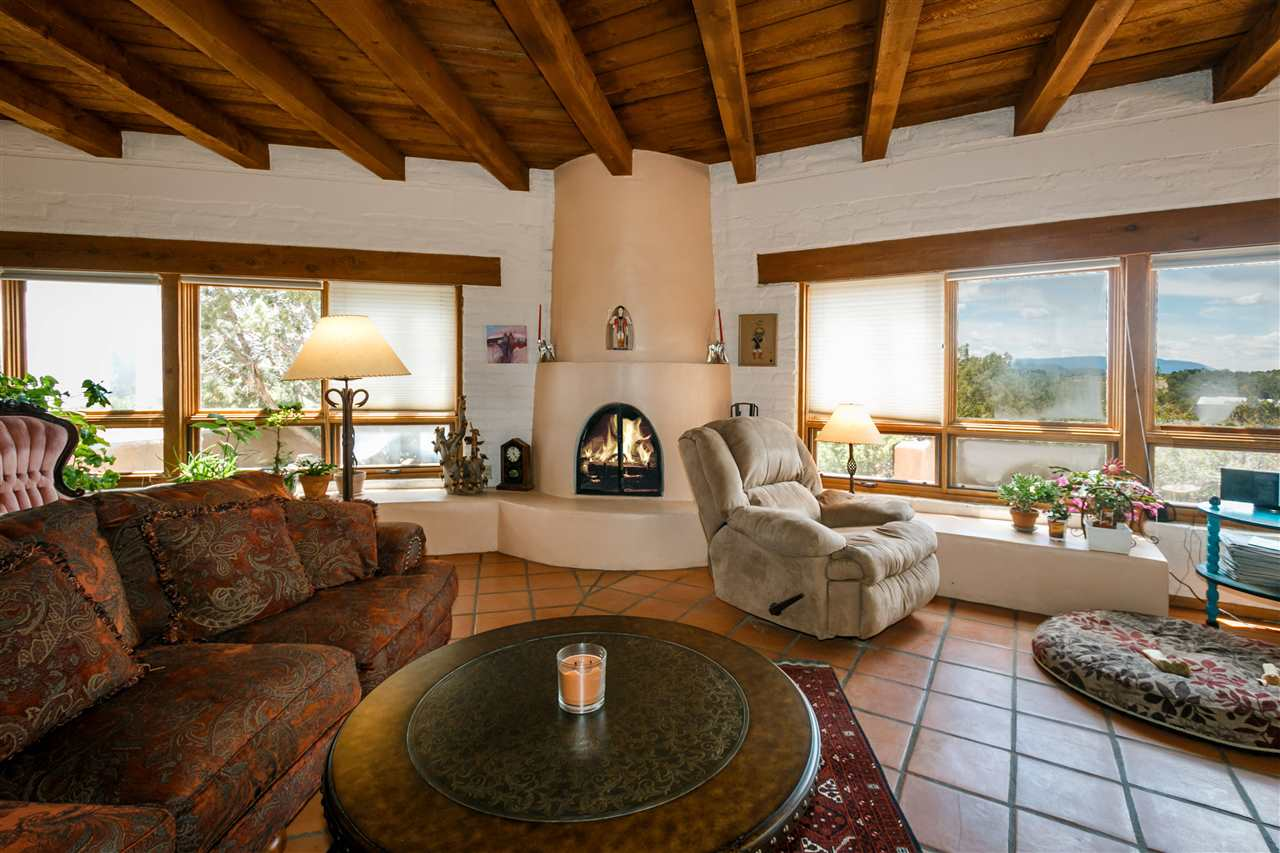Adobe Home Design Authentic Southwestern Adobe Home Santa Fe Real Estate