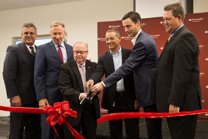 Santander Consumer USA puts down stakes in Mesa, AZ \u2013 Santander