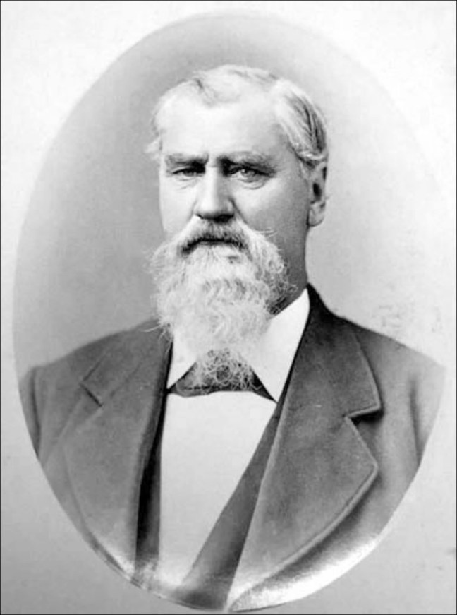 James Preston Clark (1820-1886) Image courtesy Sonoma County Museum