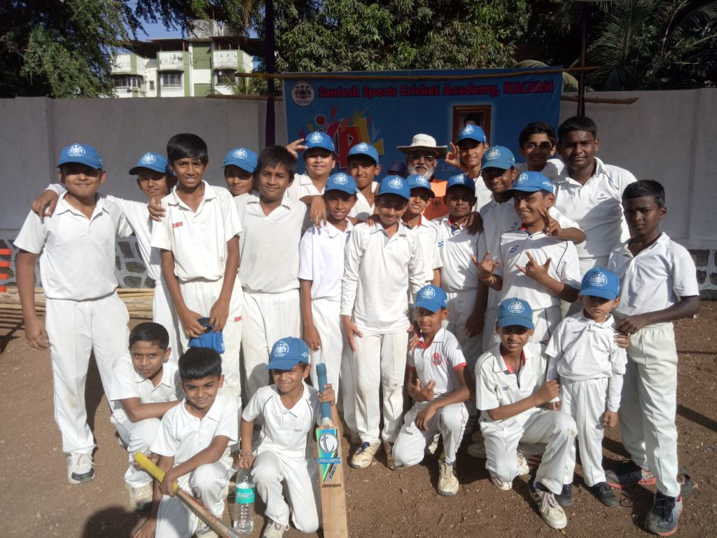 Master 2016 Master 2016 Santosh Sports Cricket Academy Kalyan