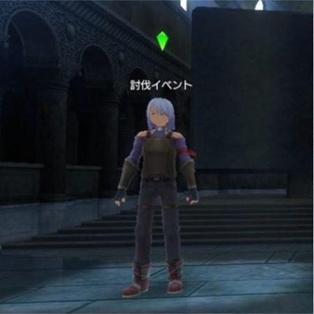 NPC:討伐イベント