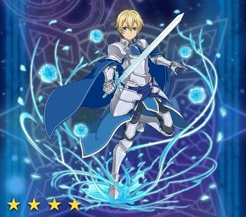 【青銀の騎士】ユージオ