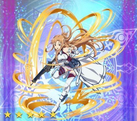 【閃光の射撃手】アスナ