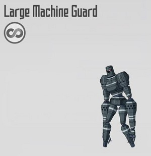 Large machine Guard