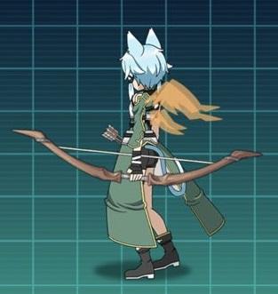 【世界を紡ぐ一本の矢】シノン