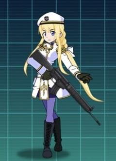 【荒野に立つ高潔な銃士】アリス