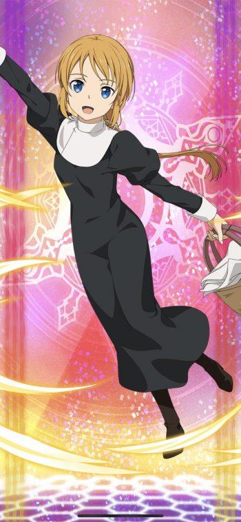 【見習い修道女】セルカ
