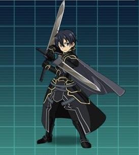 【黒剣の整合騎士】キリト