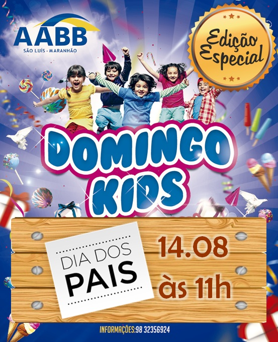 DOMINGO KIDS ESPECIAL PAIS