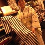 伝統と自由と一緒に、21世紀に着物を連れて行く!/「てんてんしましまを探して」第4回・東京/立川「着物りさいくる工房 五箇谷(ごかや)」オーナー・五箇谷桂子さん