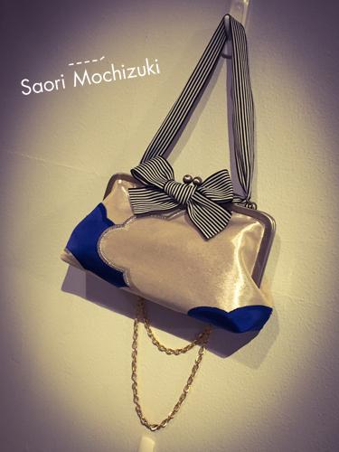 Saori Mochizuki Obi clutch Obi bag handbag