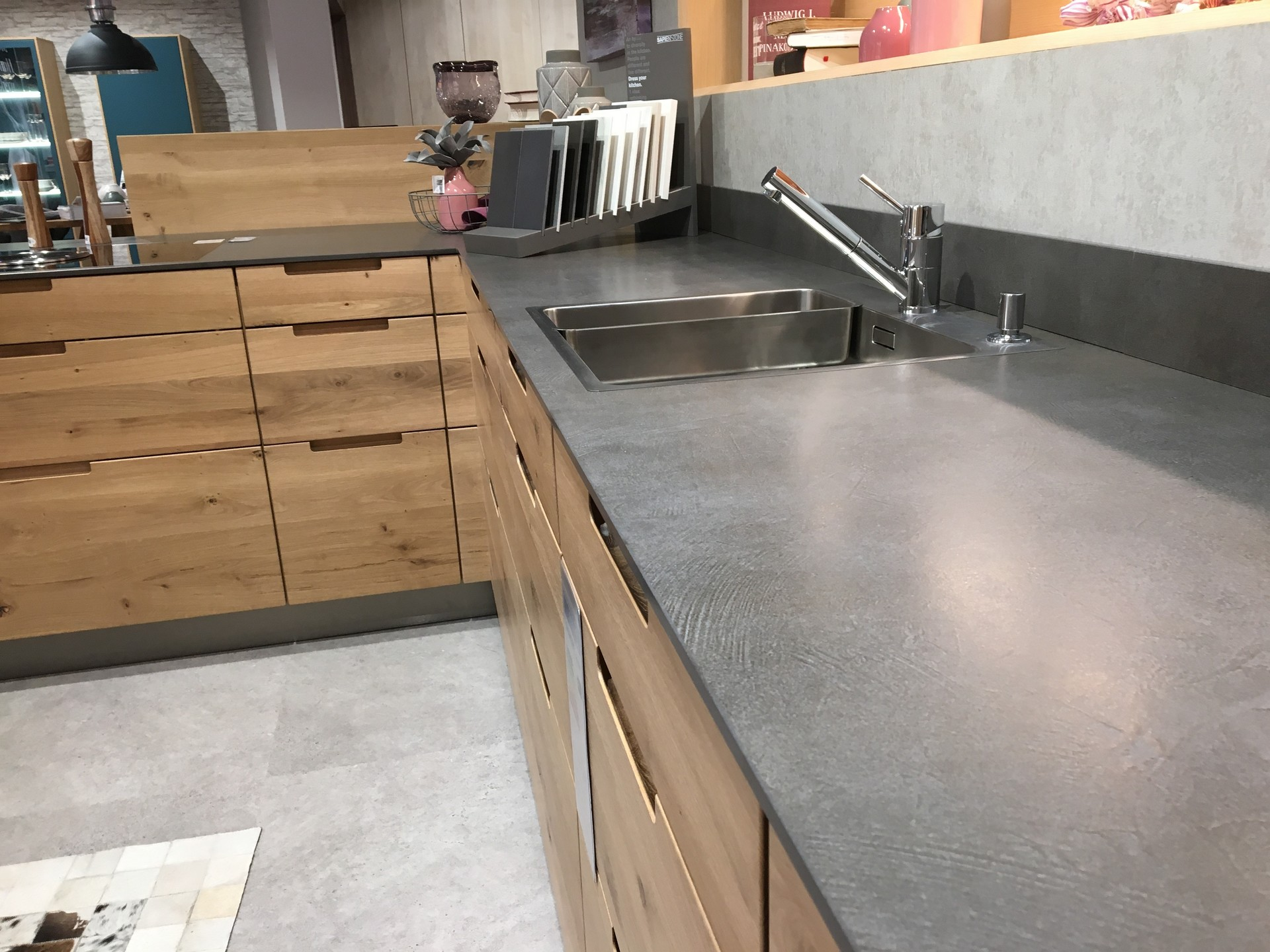 Concrete Countertops Mn Let Be Inspired By Sapienstone Kitchen Countertops Gallery