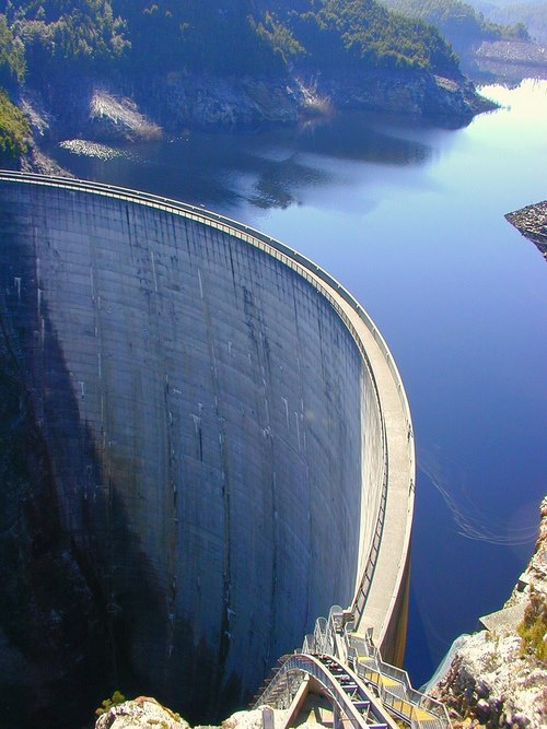 Travel Blogs On Wordpress Hoover Dam A Concrete Arch Gravity Dam In The Black