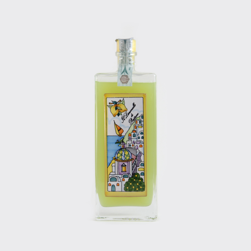 Bicchieri Limoncello Handcrafted Limoncello 50 Cl
