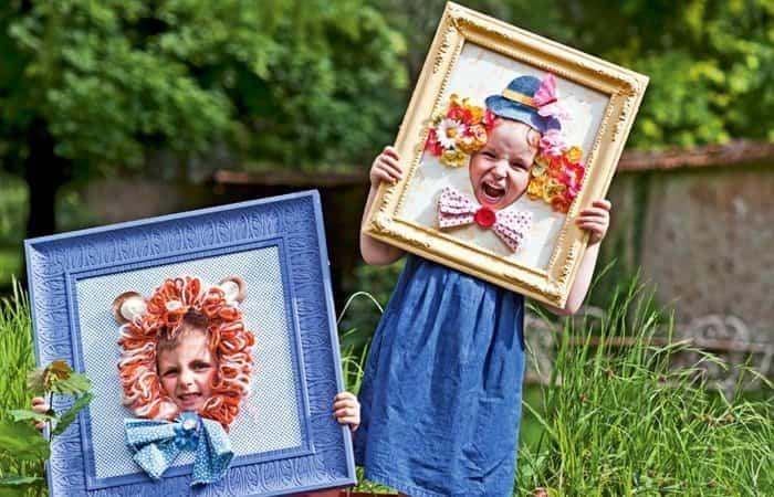 Divertidas ideas para hacer un photocall para tu fiesta Fiestas