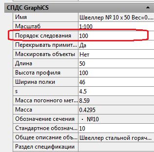 Porjadok sledovanija- rezhim perekrytija - SPDS