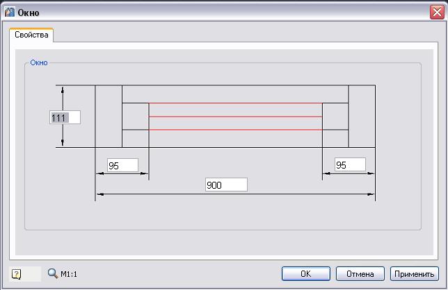 okno svojstva - okno - SPDS