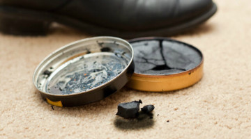 How To Get Shoe Polish Out Of Carpet
