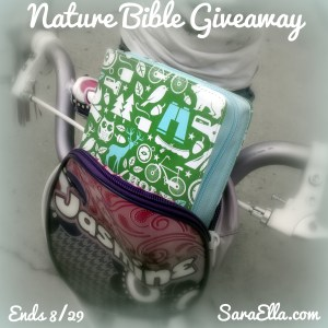 Nature Bible Giveaway