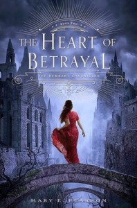 Pre order The Heart of Betrayal from Amazon
