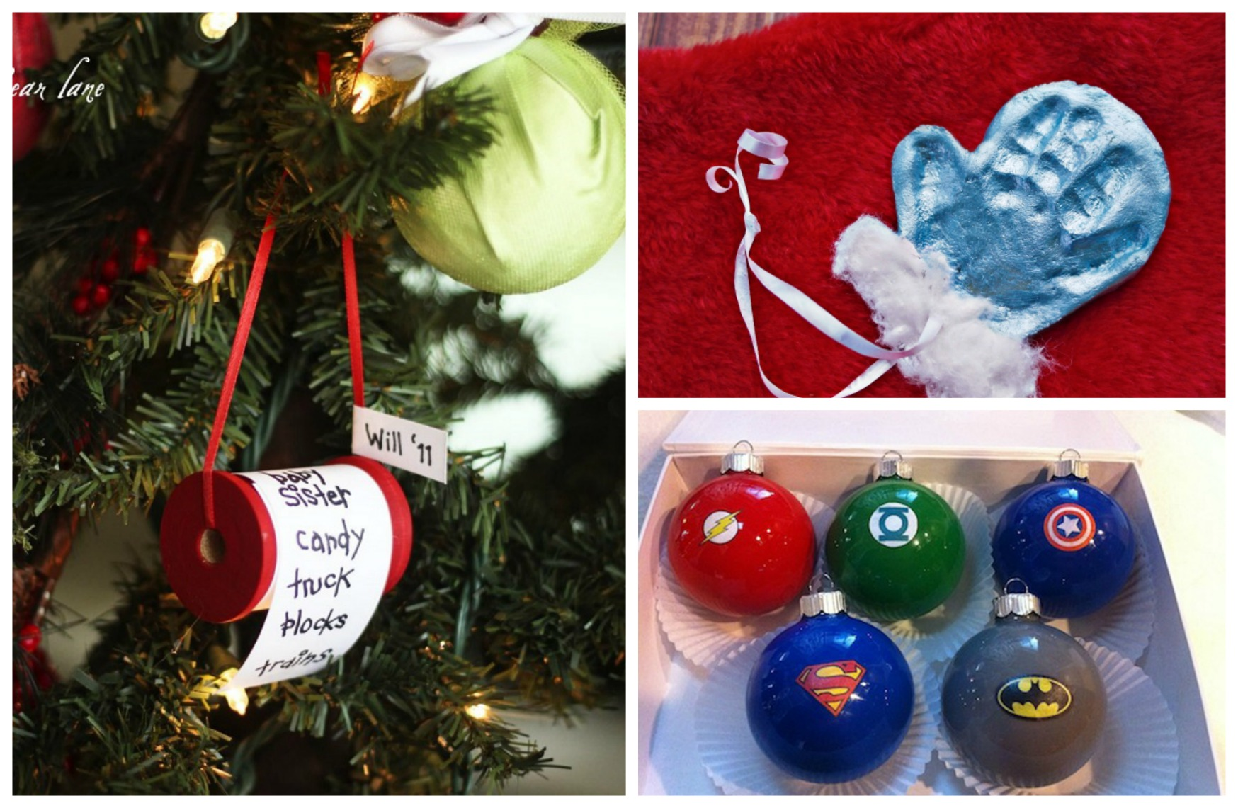 Diy Christmas Ornaments 15 Diy Christmas Ornaments To Make With The Kids Sarah Blooms