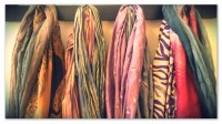 Scarves from Around the World   and then there was Sarah