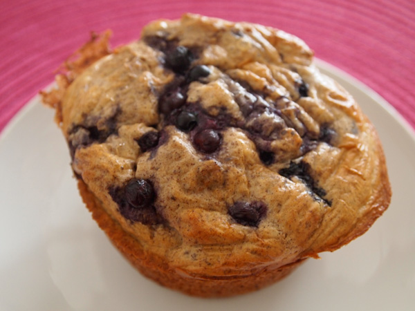 Protein Pancake Muffin