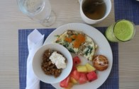 What I Eat In A Day on Vacation