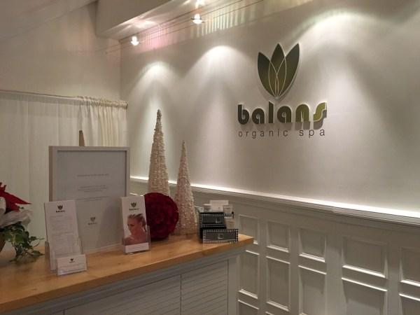 Balans Organic Spa