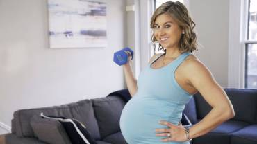 Third Trimester Strength Training PreNatal Workout