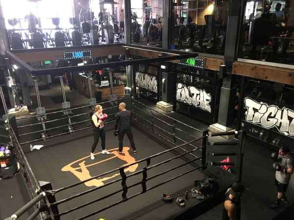 EveryBodyFights Studio Seaport