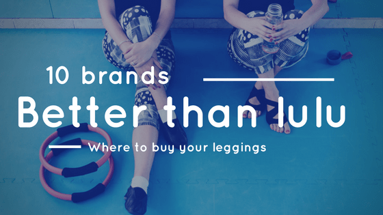 People Do Not Like Lululemon Leggings Anymore, Here Are The Best Alternatives
