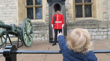 London With A Toddler: What We Actually Did