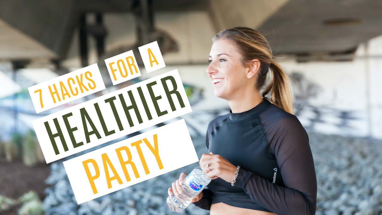 7 Hacks For a Healthier Party This Fall