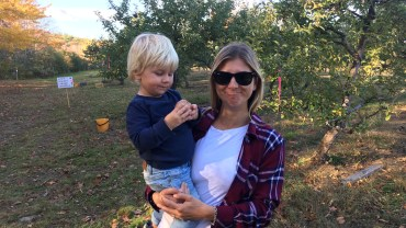 Fall Family Weekend in Rockland/Camden Maine