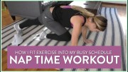 How I Fit Exercise Into My Busy Schedule