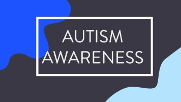 Just Smile. Autism Awareness Month