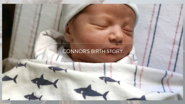 Connor's Birth Story