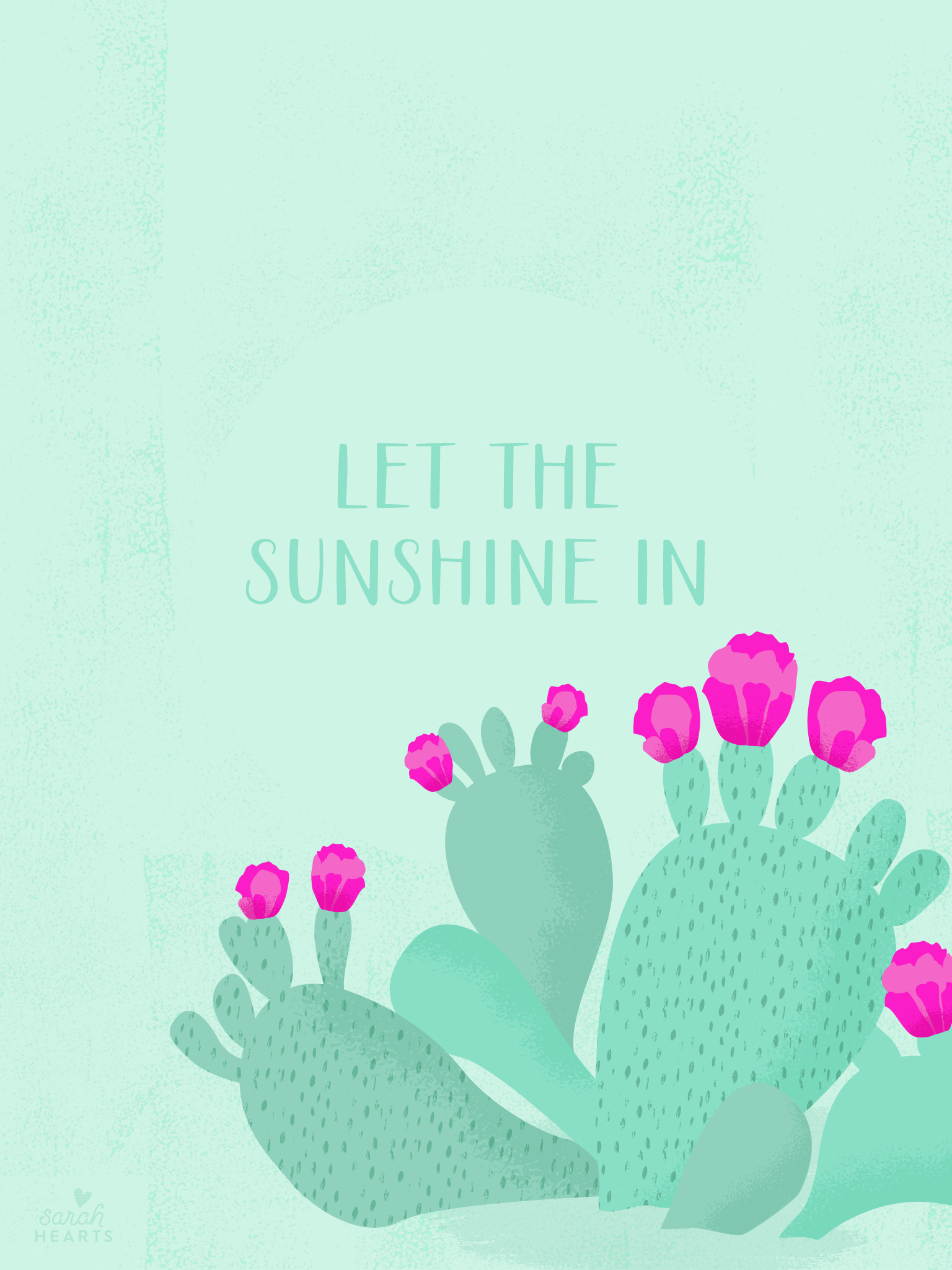 Love Quote Mobile Wallpaper May 2016 Cactus Calendar Wallpaper Sarah Hearts