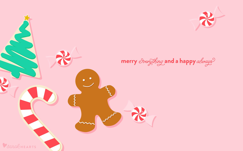 Graphic Designer Quote Wallpaper December 2016 Christmas Cookie Calendar Wallpaper Sarah