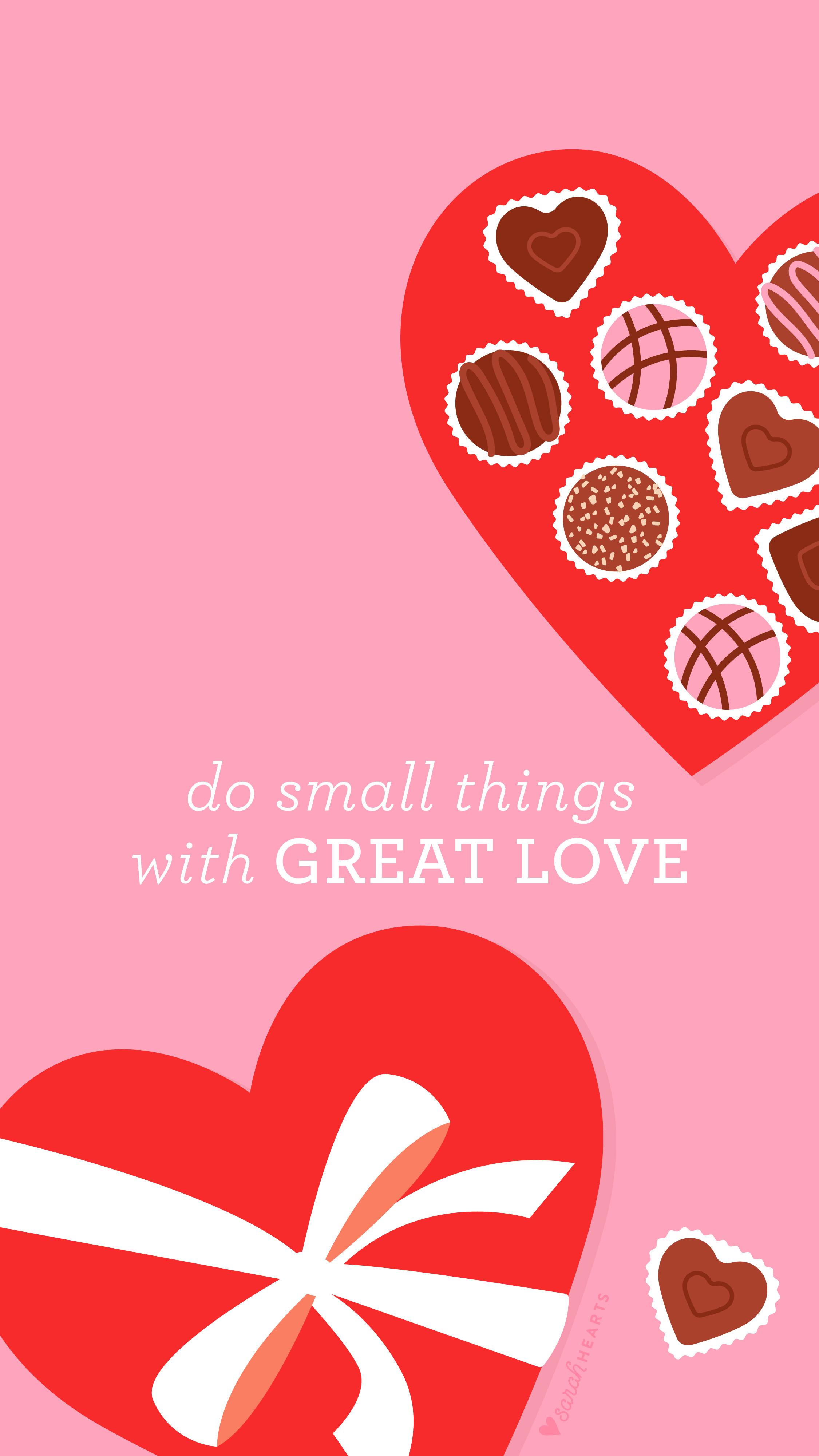 Graphic Designer Quote Wallpaper Valentines February 2017 Calendar Wallpaper Sarah Hearts