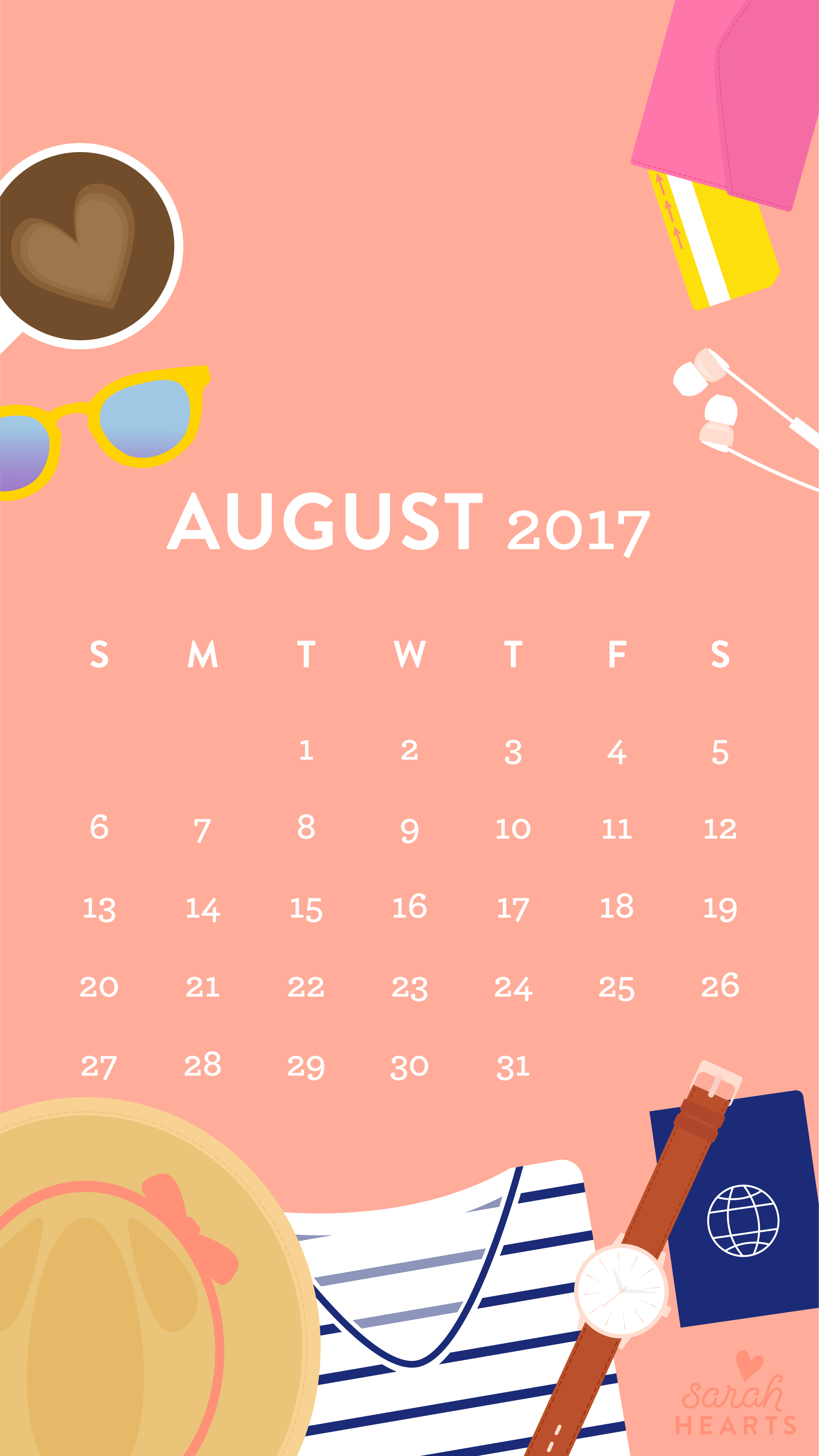 Pretty Wallpapers Rose Quotes August 2017 Travel Calendar Wallpaper Sarah Hearts