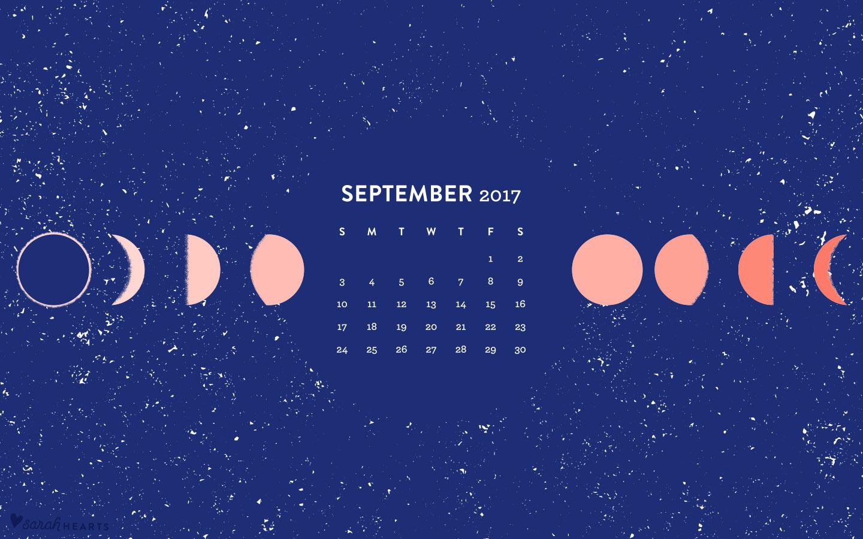 Top Calendar Apps For Iphone Ipad Iphone Calendars September 2017 Calendar Wallpaper Sarah Hearts