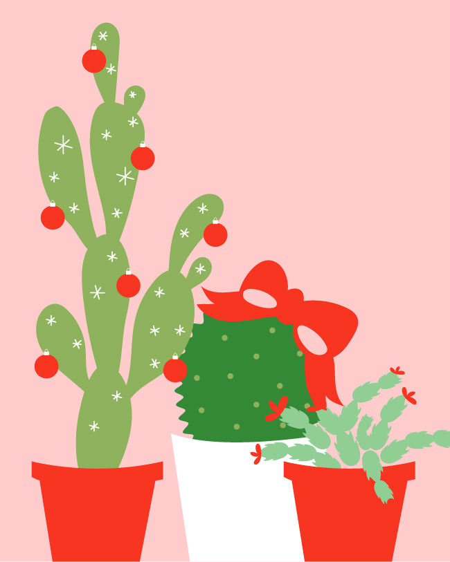 Fall Calendar Desktop Wallpaper December 2017 Christmas Cactus Calendar Wallpaper Sarah