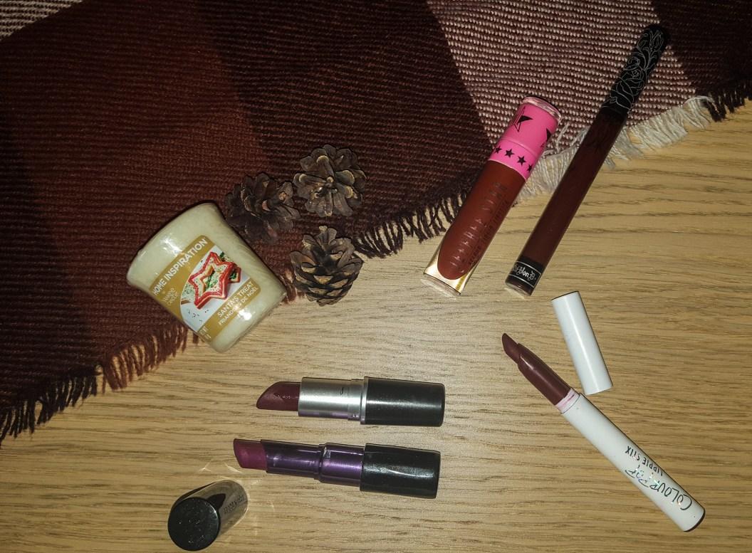 Top 5 Autumn Lipsticks!