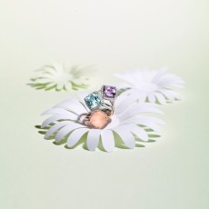 Paper Daisies for Beaverbrooks Spring/Summer 2015 Campaign
