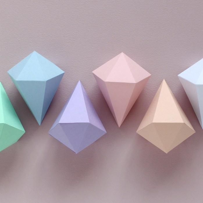 Paper Geometric Gems