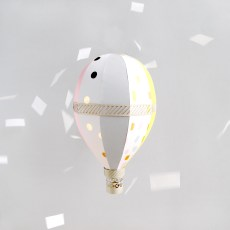 Sarah Louise Matthews 3D Paper Hot Air Balloon